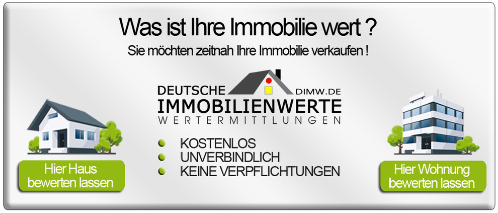 KOSTENLOSE IMMOBILIENWERTERMITTLUNG HALLE (WESTF.)  IMMOBILIENBEWERTUNG VERKEHRSWERTERMITTLUNG IMMOBILIE BEWERTEN LASSEN HAUS RICHTWERT WOHNUNG MARKTWERT