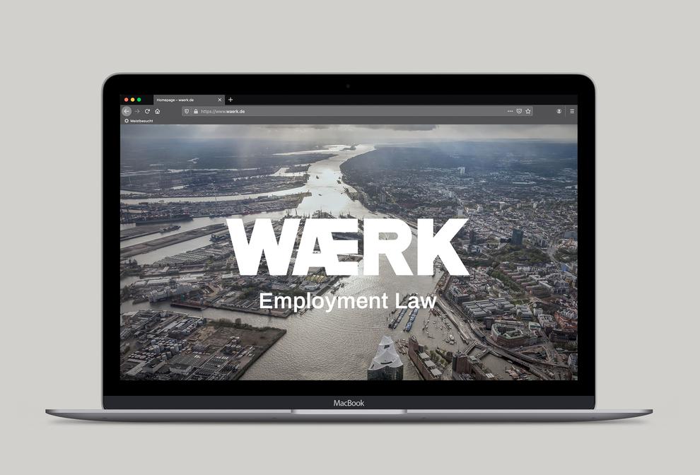 WAERK Employment Law Website