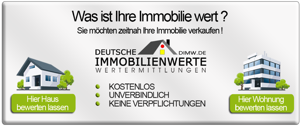 KOSTENLOSE IMMOBILIENBEWERTUNG HERZEBROCK-CLARHOLZ VERKEHRSWERTERMITTLUNG IMMOBILIENWERTERMITTLUNG IMMOBILIE BEWERTEN LASSEN RICHTWERT MARKTWERT