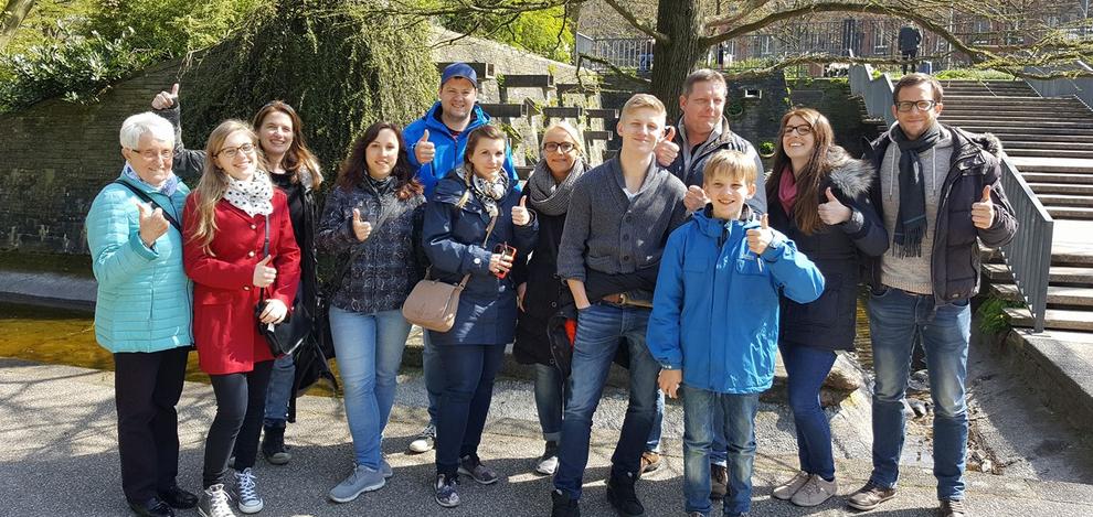 Zufriedene Kunden von Corpus Delicti - Die interaktive Krimi Tour - Hamburg