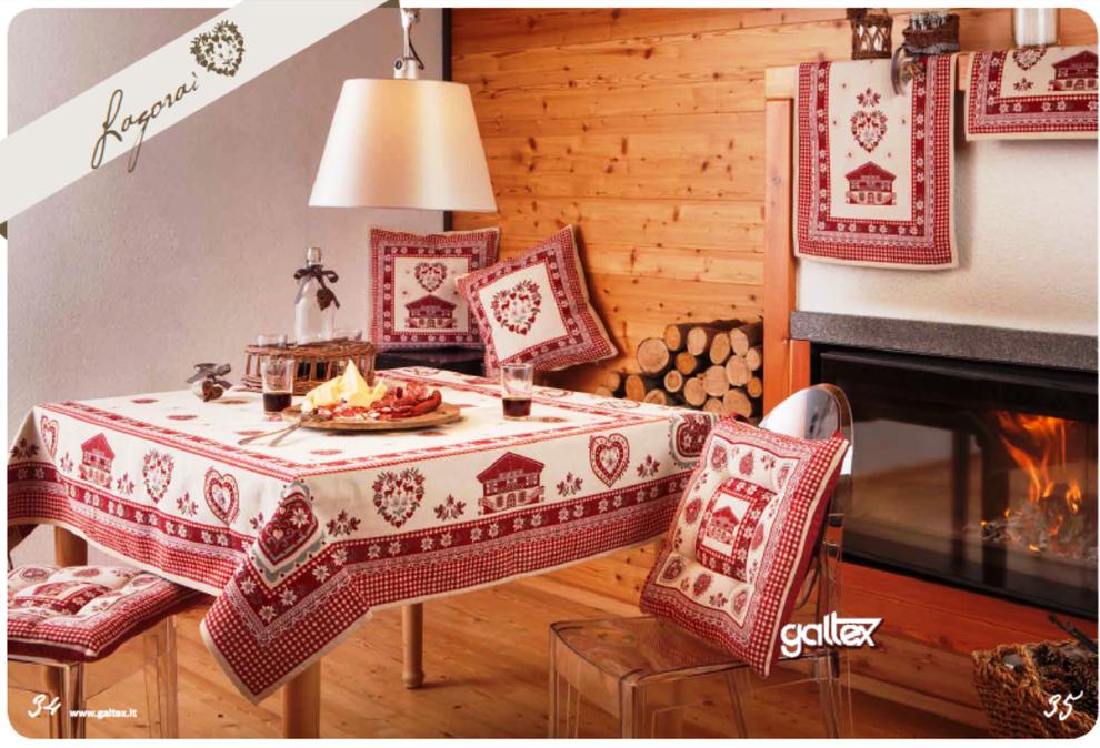 dekoration geschenke online tischdecke italien alpen