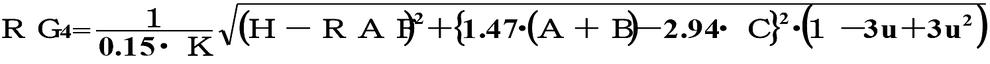 許容逆相電流出力係数(RG4)