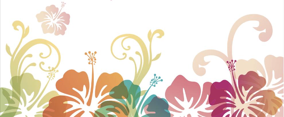 ハワイ クリップインク ハワイ装飾画像