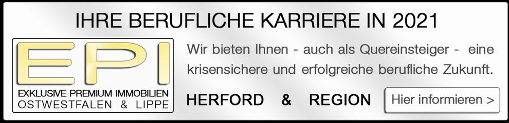 f01 IMMOBILIENMAKLER HERFORD MAKLER IMMOBILIENAGENTUR IMMOBILIENBÜRO MAKLERBÜRO EPI IMMOBILIEN