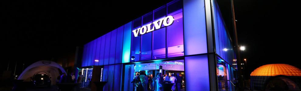 évènementiel inauguration concession Volvo tarbes