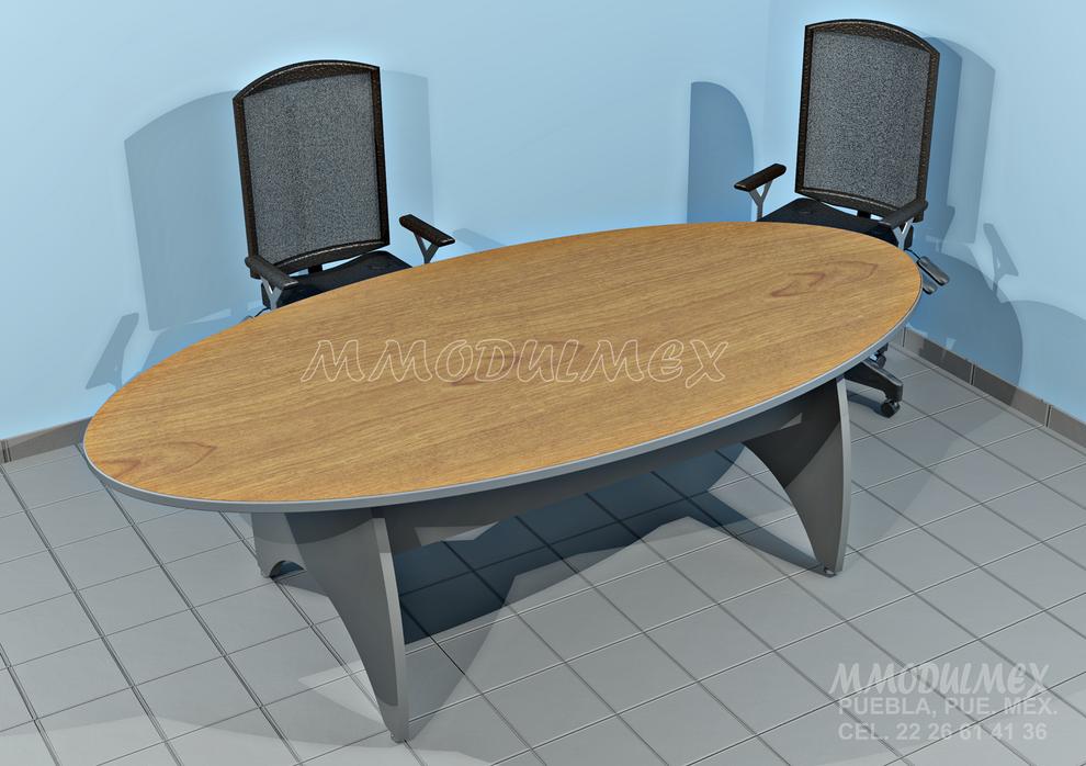 Mesa de juntas, muebles de oficina