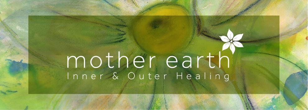 Mother Earth Website Header/Slide Design, Design By Pie, Freelance Graphic Designer, North Devon