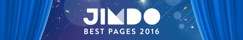 Jimdo Best Pages 2016 受賞サイト決定