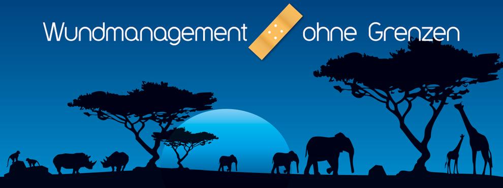 Logo Wundmanagement ohne Grenzen