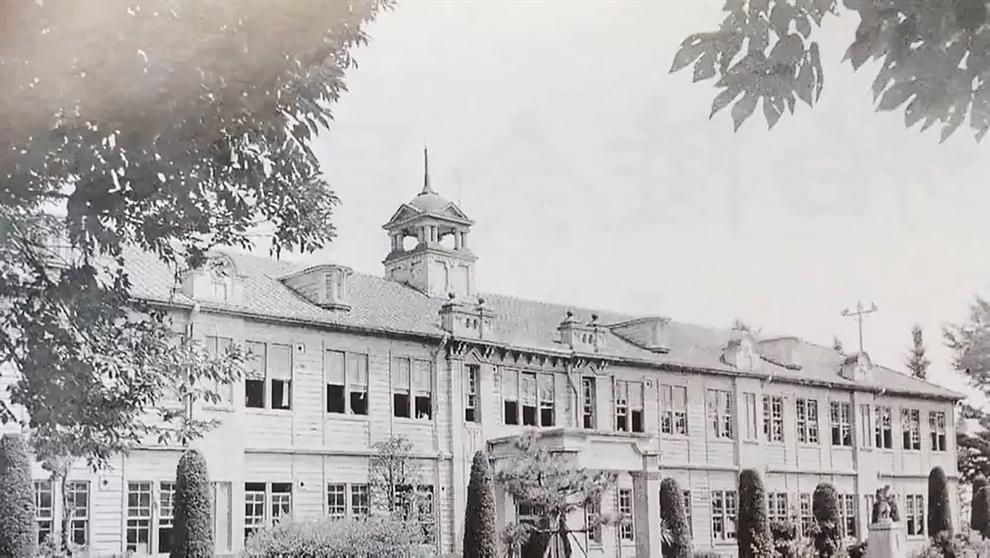 旧本庄高等学校校舎