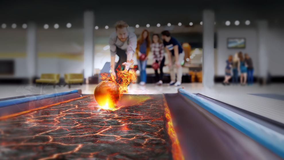 Interactive Bolwing | Virtual Bowling | Unreal Bowling | Spark | StringPin Stringpinsetter ses-stockach.de