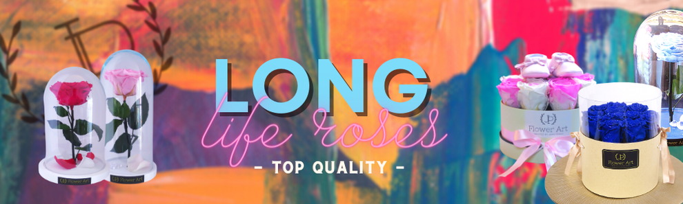 Banner Long Life Rozen