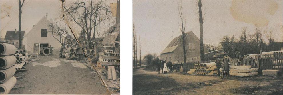 Bauunternehmen Beyhl aus Auhausen, familiengeführt seit 120 Jahren.