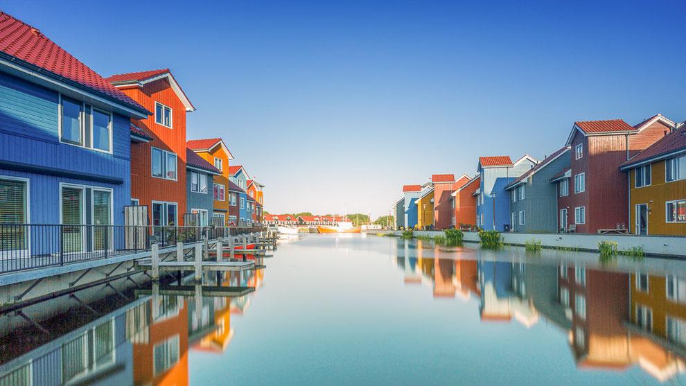 Reitdiephaven - Groningen ©JurjenVeerman