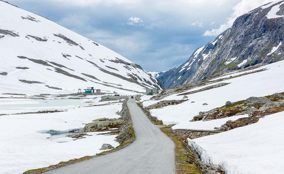 Gamle Strynnefjellsveg, Noorwegen © JurjenVeerman