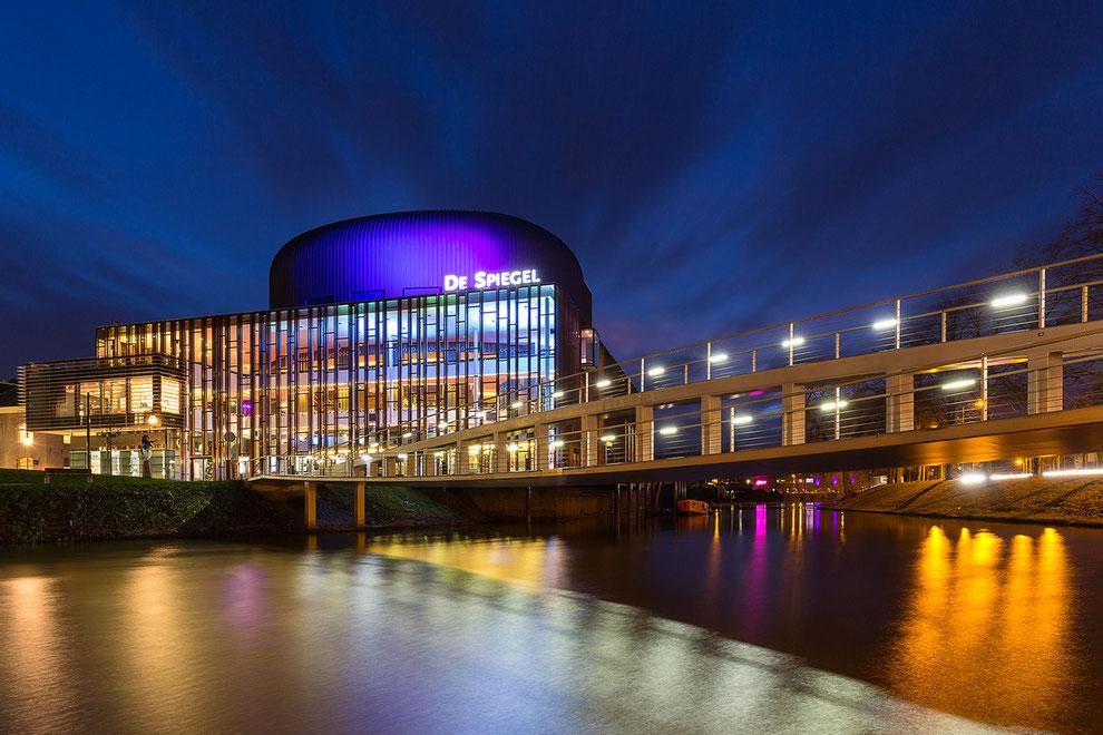 Theater De Spiegel Zwolle © Jurjen Veerman
