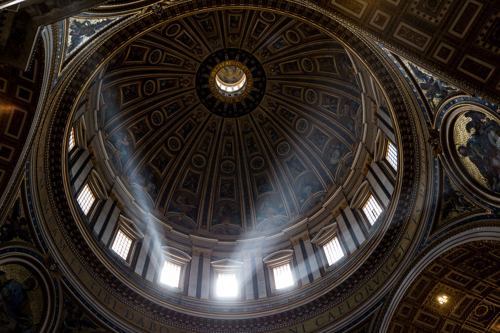 Cupola of St. Peter's Basilica, Rome