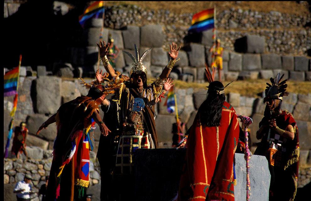 Inti Raymi in Cusco ist ein unvergessliches Erlebnis