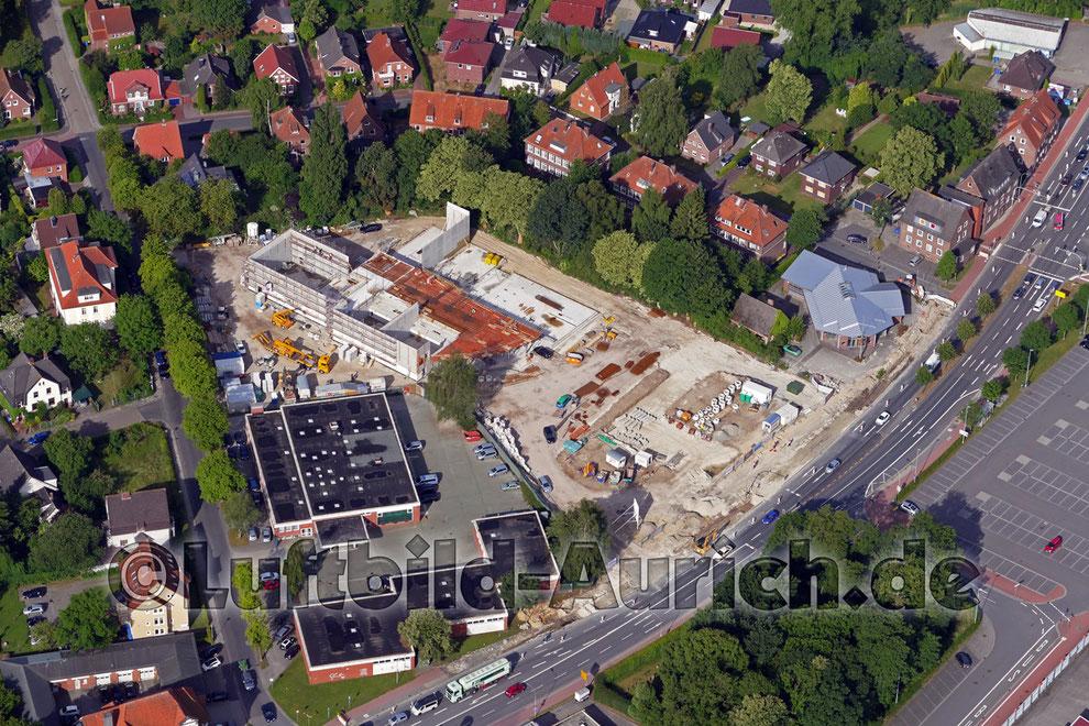 Der Kino Neubau der Familie Muckli in Aurich Emder Strasse