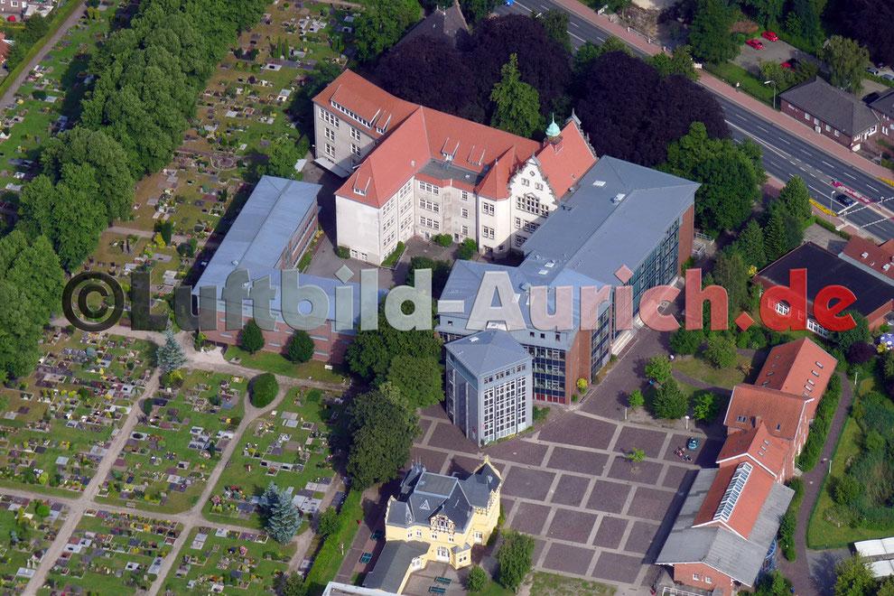 Das Gymnasium Aurich