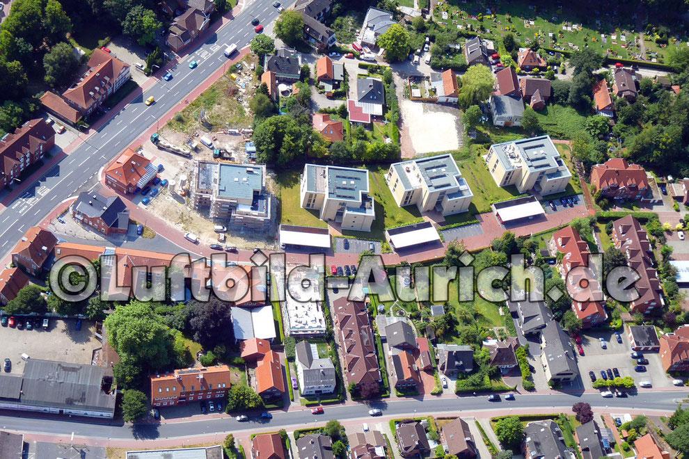 Wohnpark Aurich – Collmannsgang