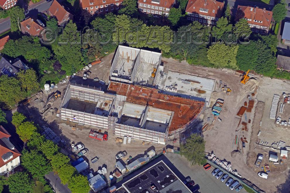 Kino-Neubau in aurich Emder Str.