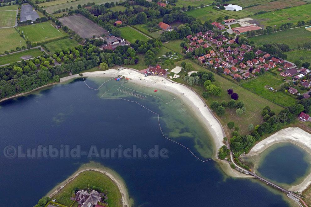 Aurich - Tannenhausen Badesee