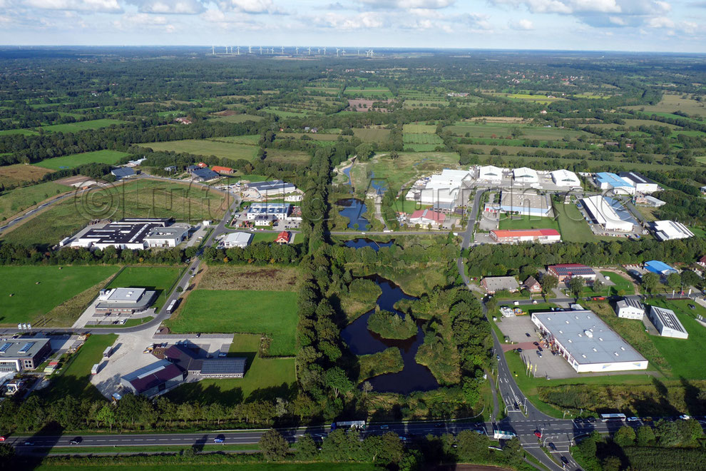 Industriegebiet Schirum