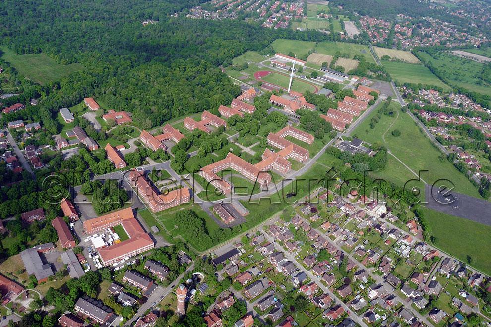 Bundeswehrgelände in Aurich