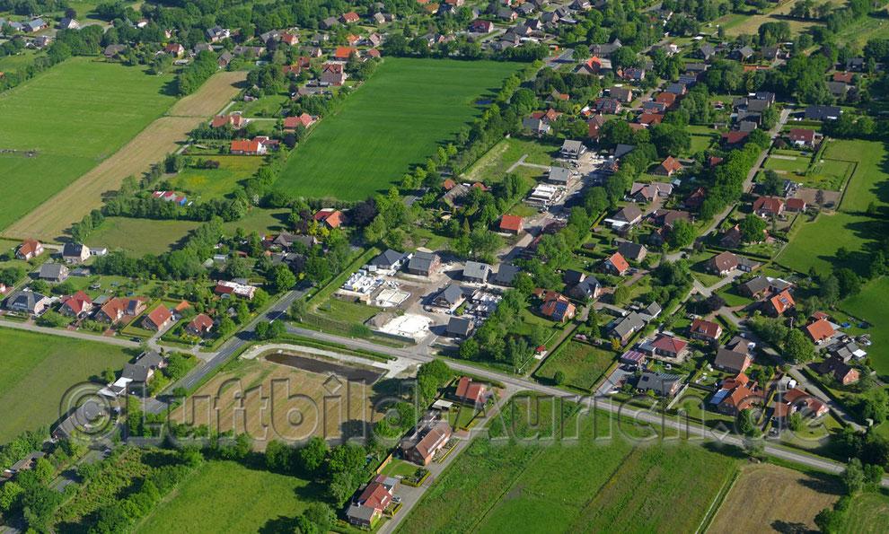 """Aurich Kirchdorf - Neubaugebiet """"Zur Linde"""""""