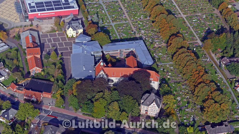 Das Auricher Gymnasium