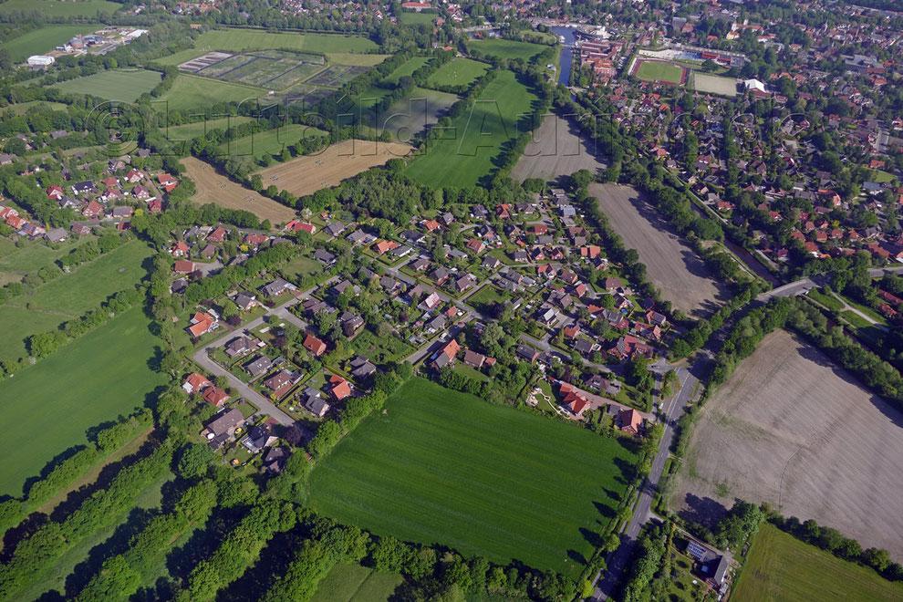 Aurich Ortsteil Kirchdorf - Westerfeld