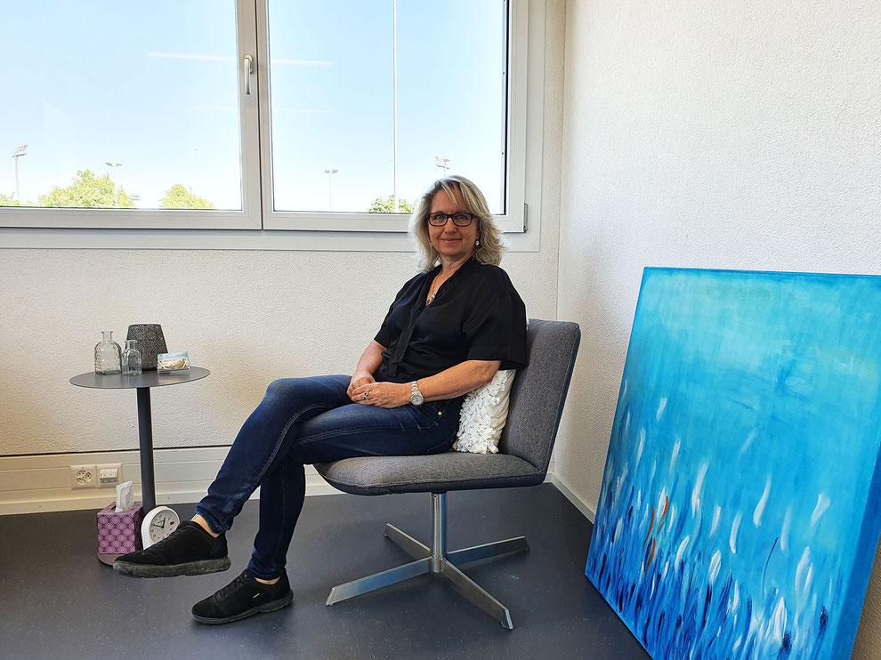 Die neue Praxis für Psychotherapie von Christina Stäheli in der Galgenholzstrasse 21 in 8500 Frauenfeld
