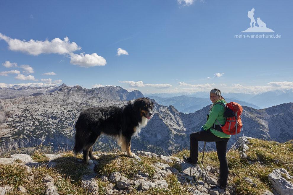 Wandern mit Hund; mein wanderhund; Andrea Obele;