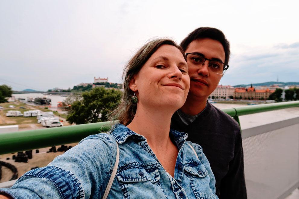 Bratislava - Stadtspaziergang Teil 1 - 4elementstravels Webseite!