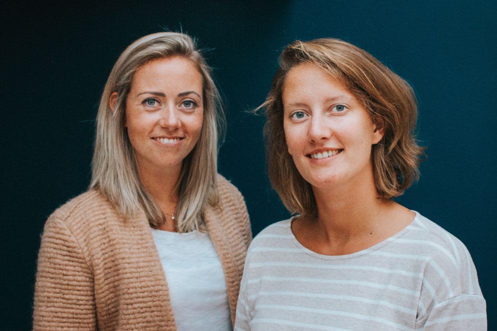 Mireille Roelofs en Britt Menges de orthopedagogen van Buro Bikkel
