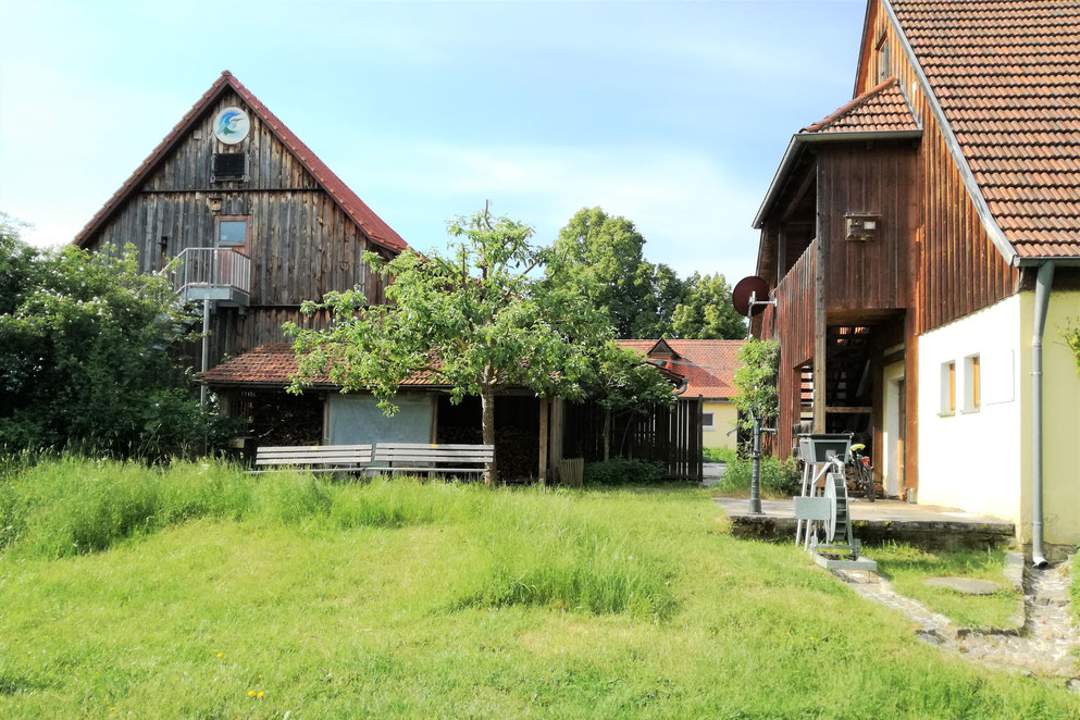 Lindenhof, ökologischer Kindergeburtstag, Bayreuth, Naturschutz, LBV, Landesbund für Vogelschutz