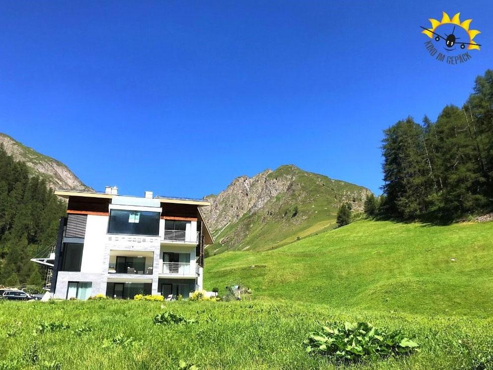 Die Alpinlodge & Spa in Samnaun - Ravaisch.