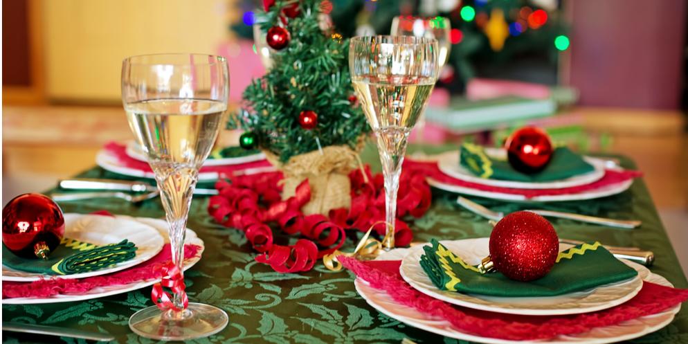 Esta Navidad que cada uno traiga algo para la cena - AorganiZarte