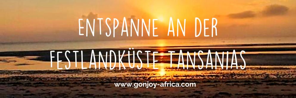 Urlaub Festland Tansania