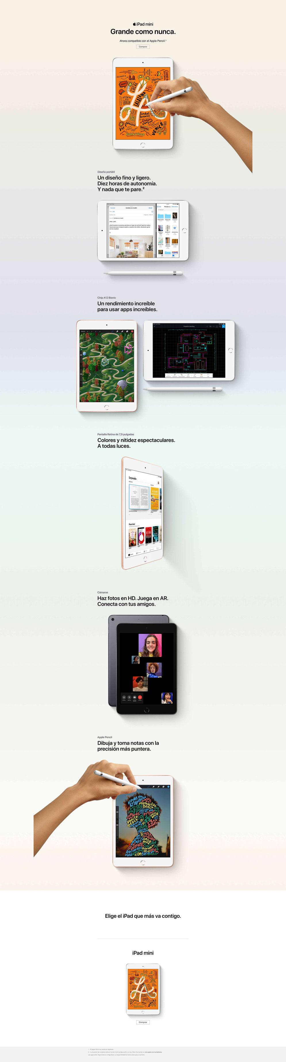 iPad Mini de 256GB 4G LTE en Tenerife
