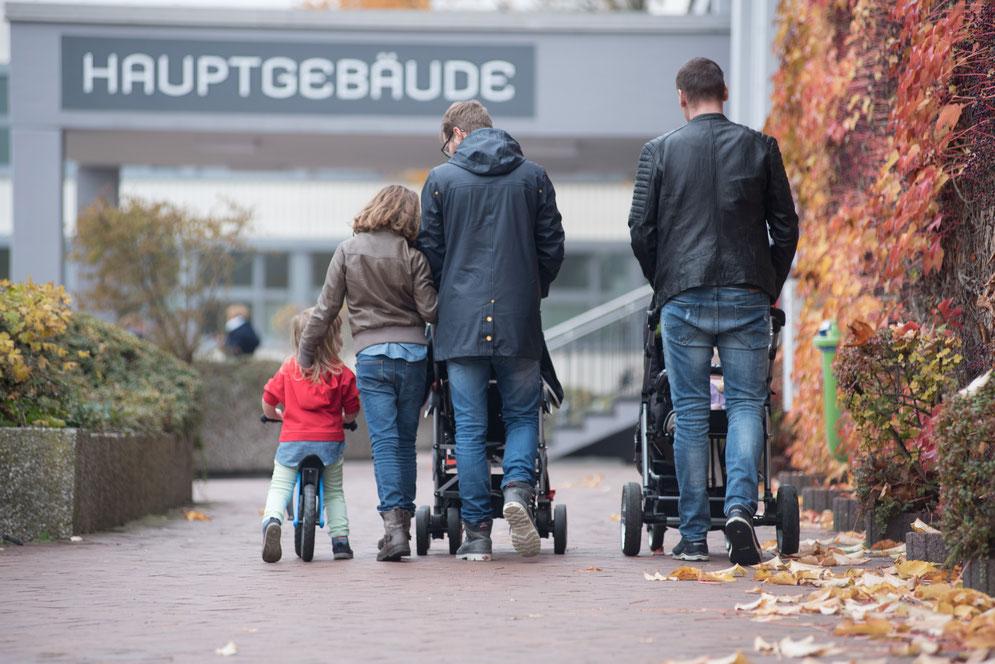"""PR Kampagne für die Gleichstellungsstelle der """"Hochschule Oldenburg / Wilhelmshaven"""" - 2018"""