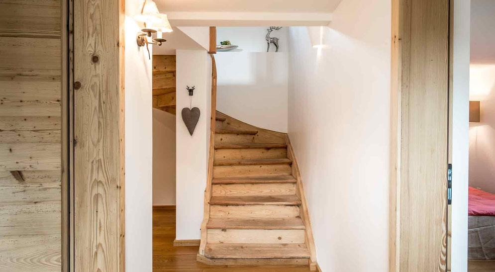 Treppe Boden Schrank