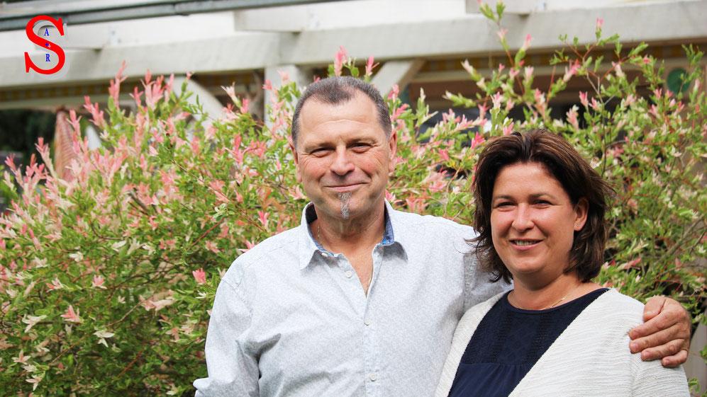 Annegret und Rudolf Sittner von Montageservice Sittner