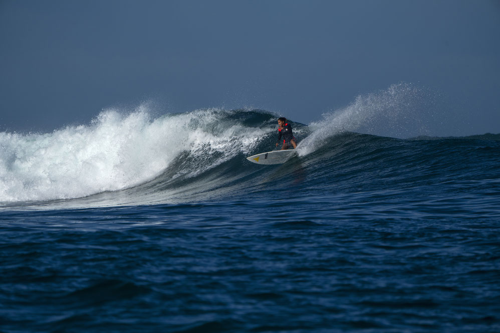 Vale Peconi Surfing Madagascar Justin West Coaching Surf Training Camps