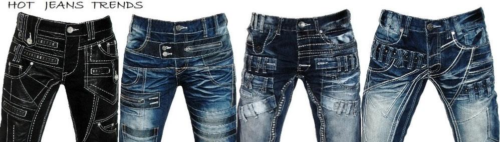 Cipo Baxx Redbridge Kosmo Lupo Jeans