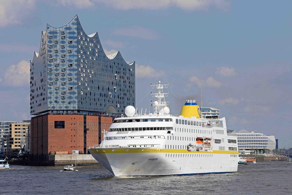Monsterwelle Kreuzfahrtschiff 2021