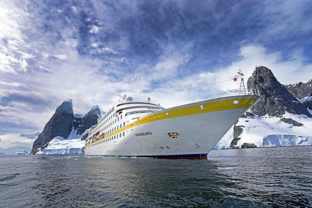 MS Hamburg Antarktis