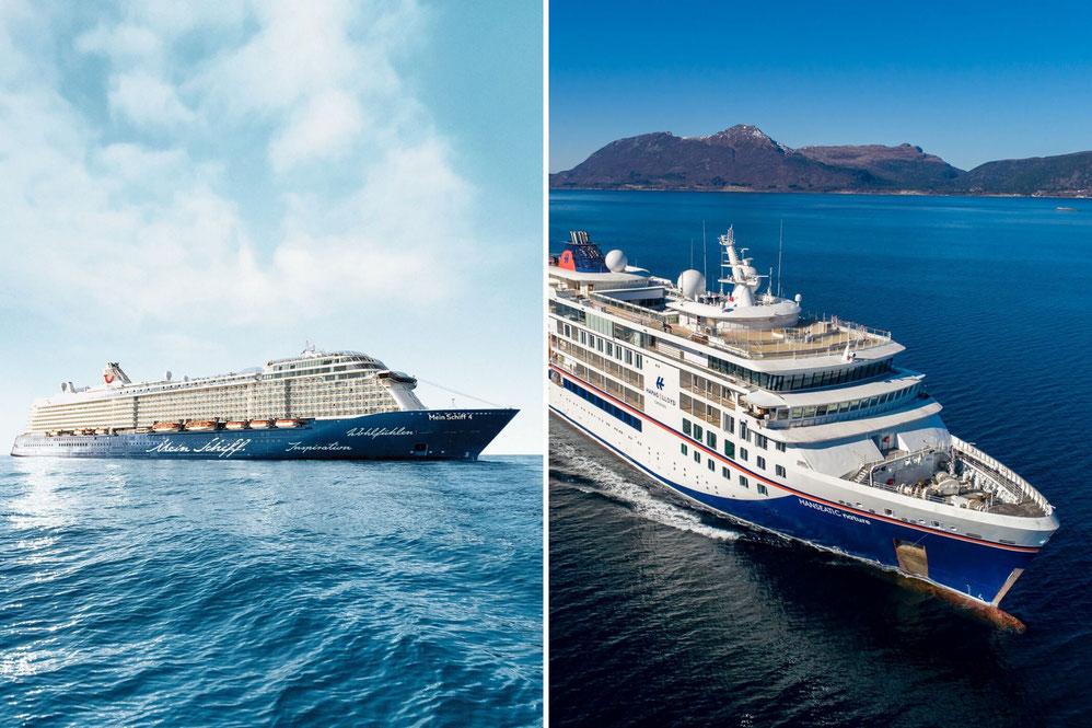 TUI Cruises Übernahme Hapag-Lloyd Cruises