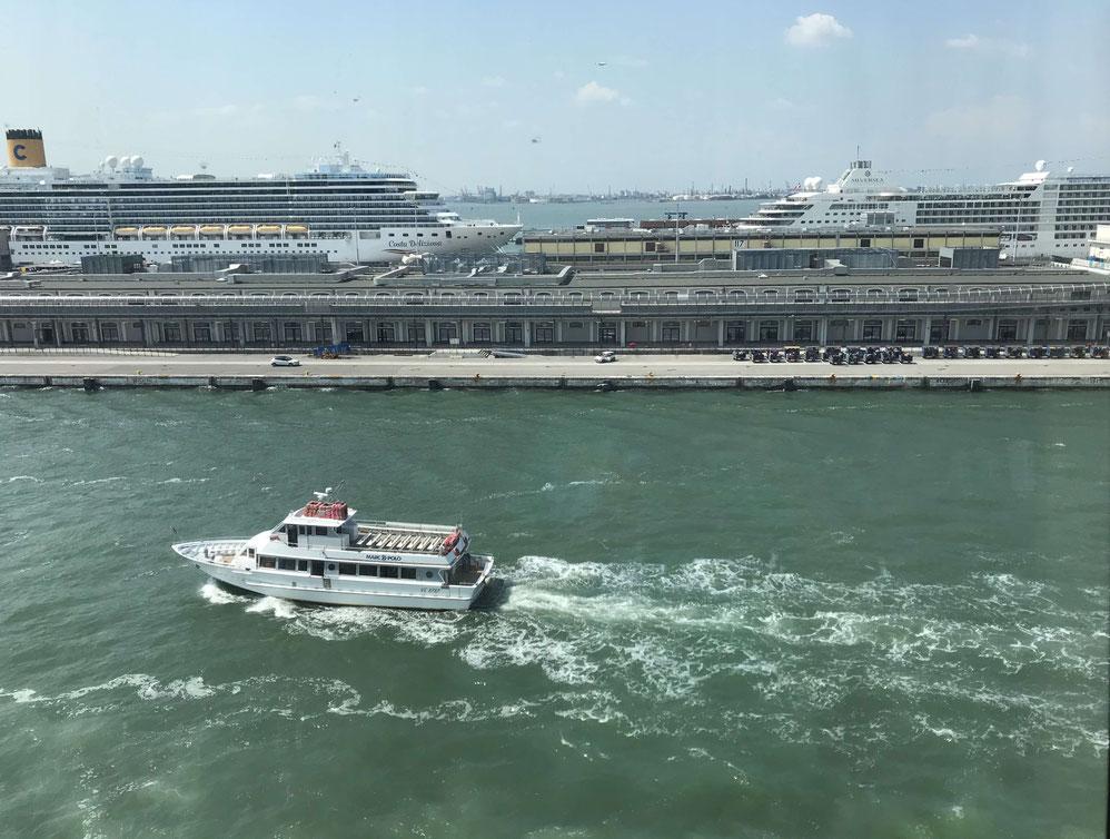 Venedig Kreuzfahrt
